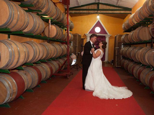 La boda de Jose y Berta en Laguna De Duero, Valladolid 35