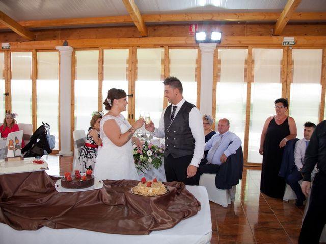 La boda de Jose y Berta en Laguna De Duero, Valladolid 39