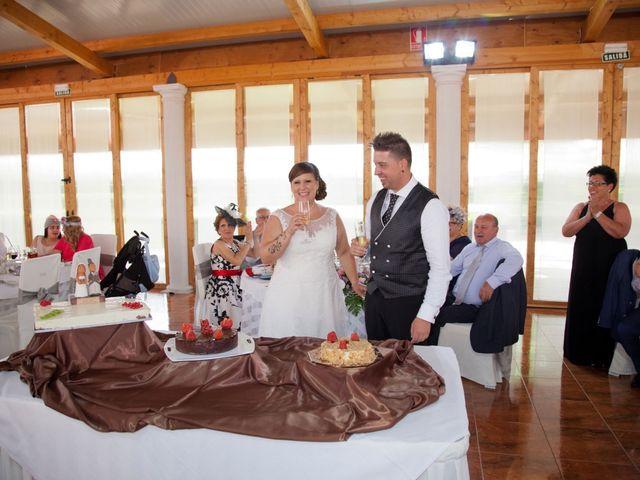 La boda de Jose y Berta en Laguna De Duero, Valladolid 40