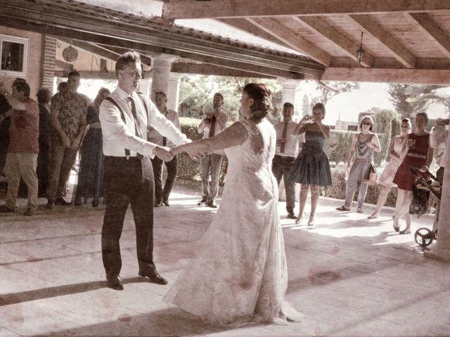 La boda de Jose y Berta en Laguna De Duero, Valladolid 41