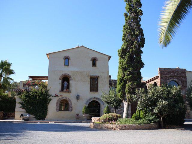 La boda de Cesar y Alejandra en Castelló/castellón De La Plana, Castellón 7