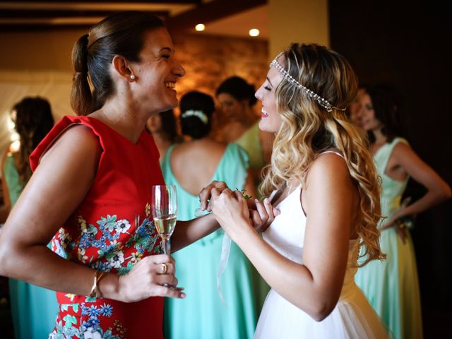 La boda de Cesar y Alejandra en Castelló/castellón De La Plana, Castellón 43