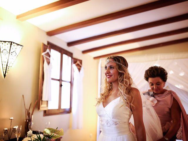 La boda de Cesar y Alejandra en Castelló/castellón De La Plana, Castellón 53