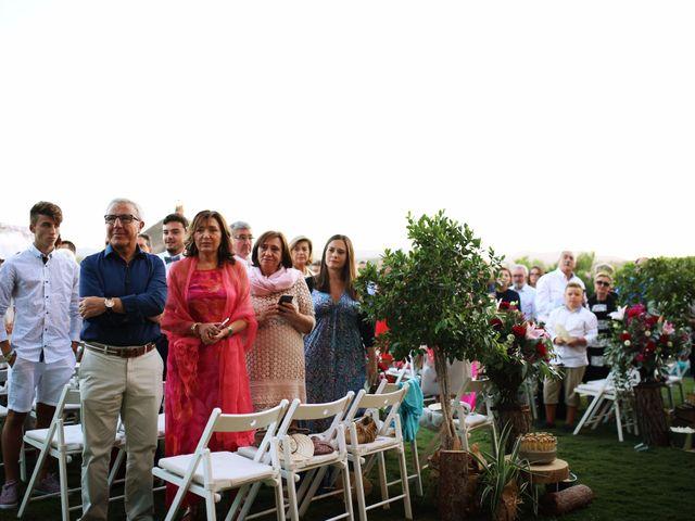 La boda de Cesar y Alejandra en Castelló/castellón De La Plana, Castellón 59