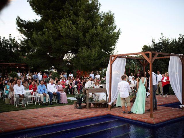 La boda de Cesar y Alejandra en Castelló/castellón De La Plana, Castellón 67