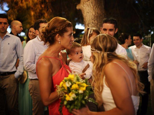 La boda de Cesar y Alejandra en Castelló/castellón De La Plana, Castellón 82