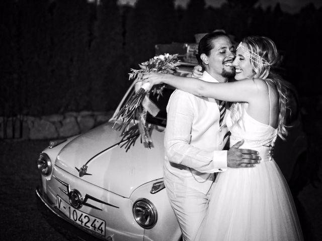 La boda de Cesar y Alejandra en Castelló/castellón De La Plana, Castellón 91