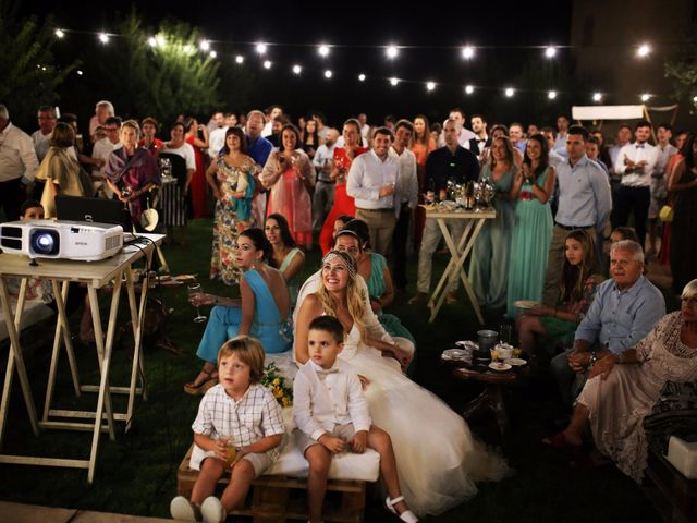 La boda de Cesar y Alejandra en Castelló/castellón De La Plana, Castellón 98
