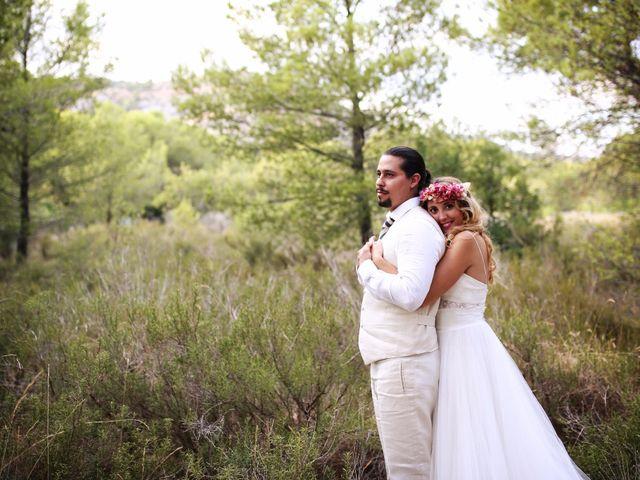 La boda de Cesar y Alejandra en Castelló/castellón De La Plana, Castellón 183