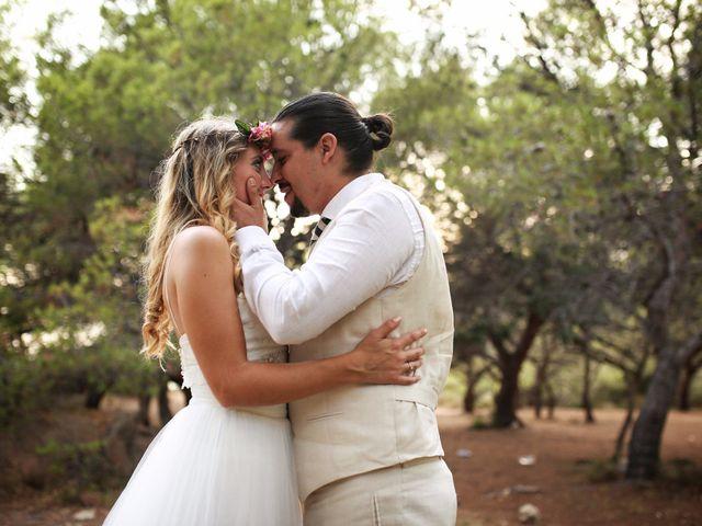 La boda de Cesar y Alejandra en Castelló/castellón De La Plana, Castellón 185