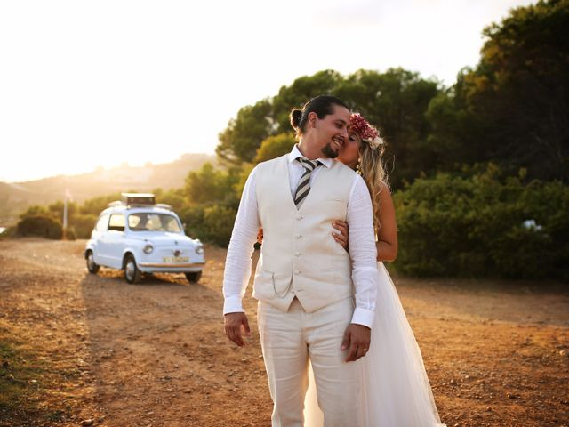 La boda de Cesar y Alejandra en Castelló/castellón De La Plana, Castellón 188