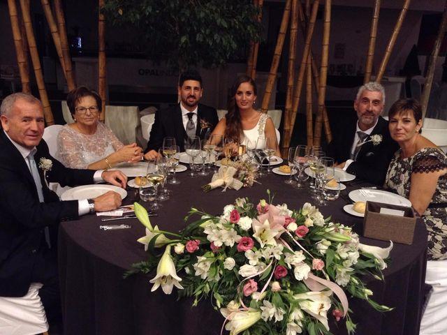 La boda de Raquel y Santi en Burriana, Castellón 2