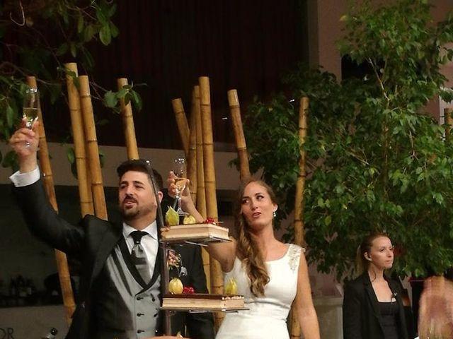 La boda de Raquel y Santi en Burriana, Castellón 5