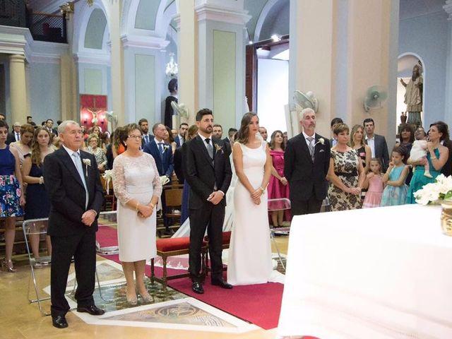 La boda de Raquel y Santi en Burriana, Castellón 8