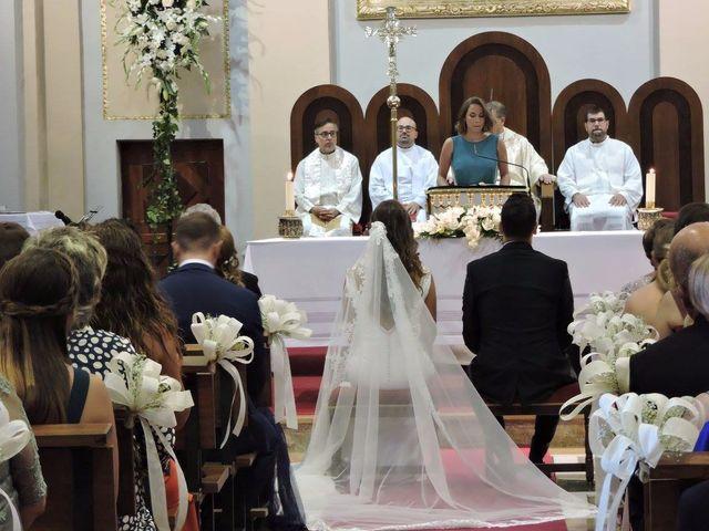 La boda de Raquel y Santi en Burriana, Castellón 11