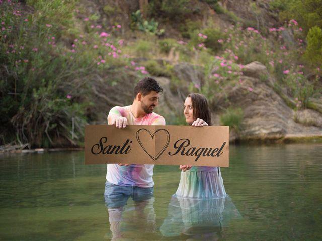 La boda de Raquel y Santi en Burriana, Castellón 12