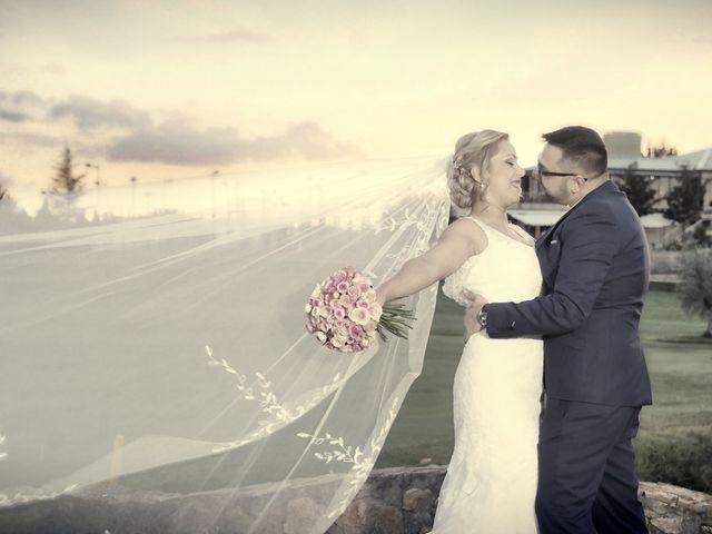 La boda de Valentín y Andrea en Cuenca, Cuenca 10