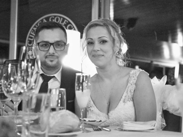 La boda de Valentín y Andrea en Cuenca, Cuenca 13