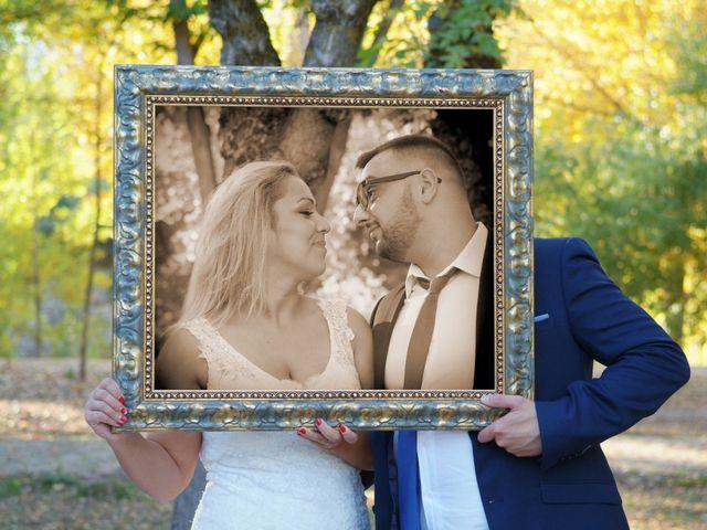 La boda de Valentín y Andrea en Cuenca, Cuenca 19
