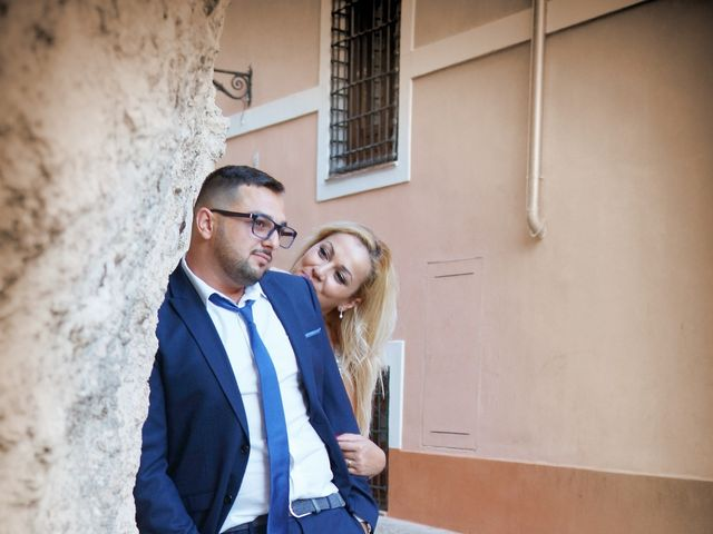 La boda de Valentín y Andrea en Cuenca, Cuenca 20