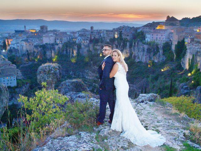 La boda de Valentín y Andrea en Cuenca, Cuenca 22