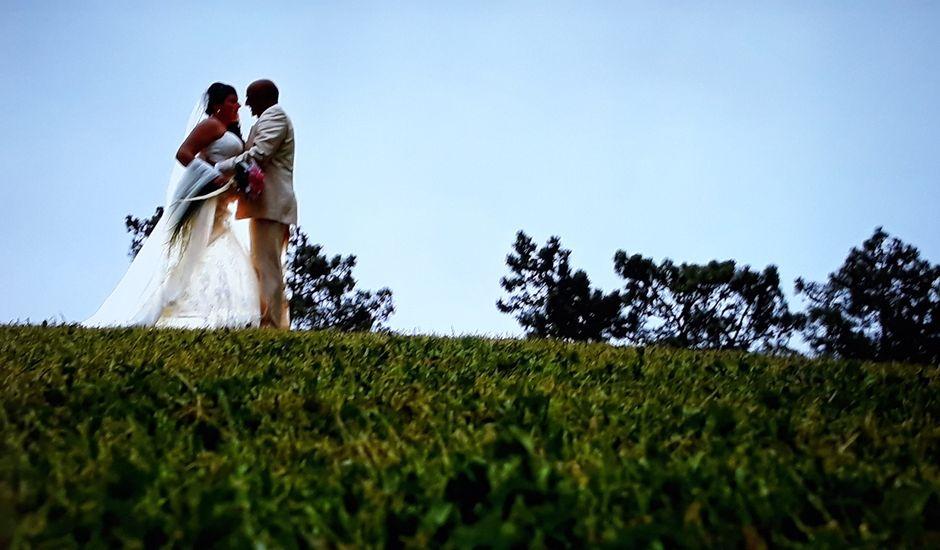 La boda de Goro y Debora  en Lepe, Huelva