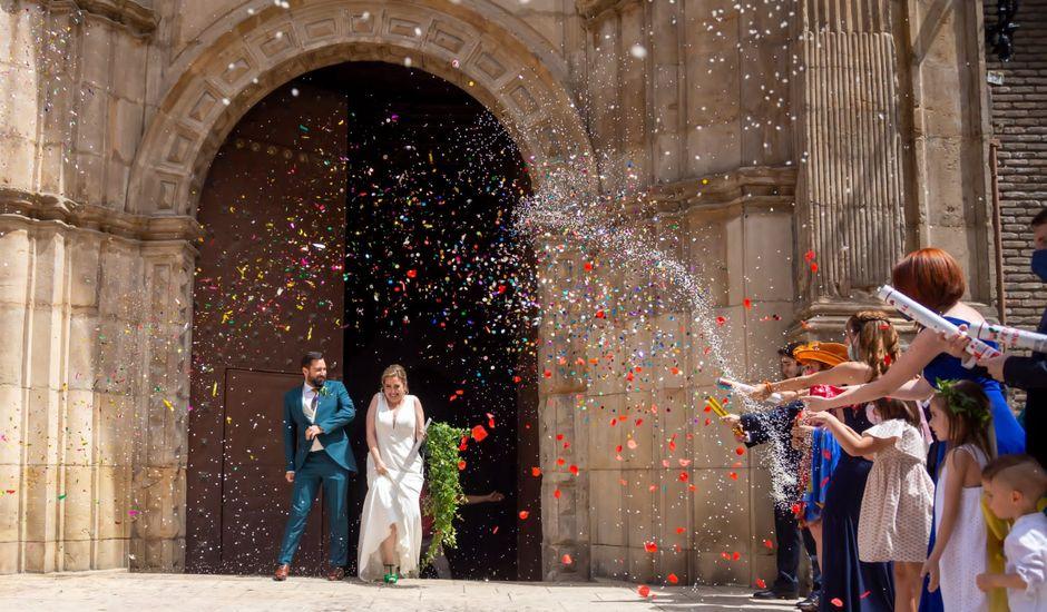 La boda de Samuel y Lorena en Zaragoza, Zaragoza