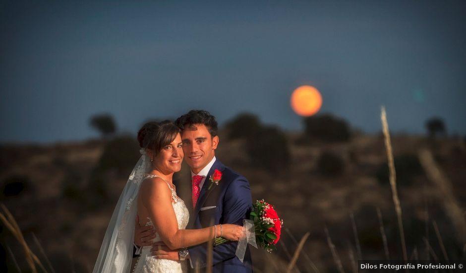 La boda de Josevi y Melisa en Toledo, Toledo