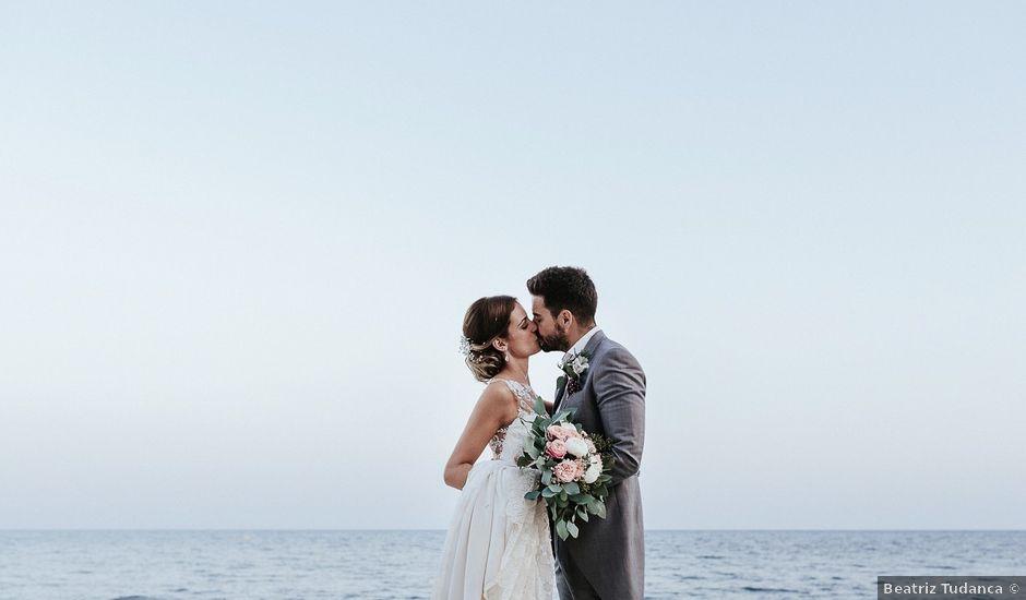 La boda de Alberto y Alejandra en Altea, Alicante