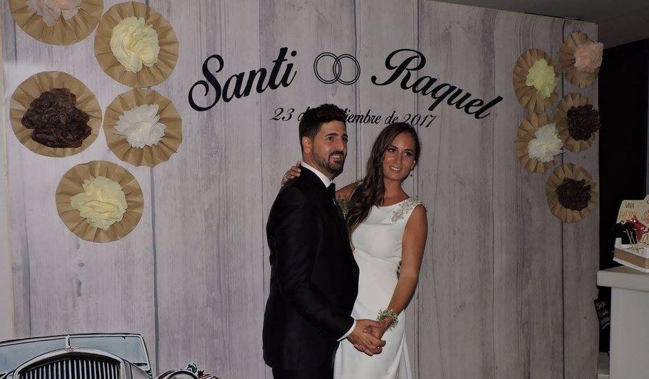 La boda de Raquel y Santi en Burriana, Castellón
