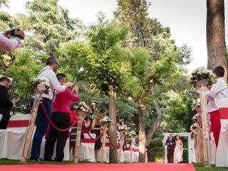 La boda de Verónica y Fernando 1