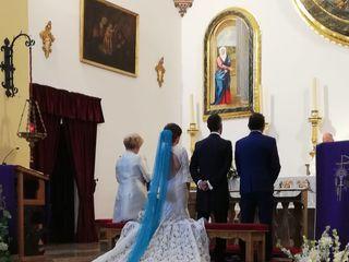 La boda de Eliana y Juan Carlos 1