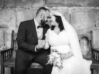 La boda de Beatriz y Pedro