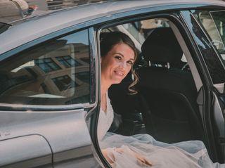 La boda de Sara y Ángel 1