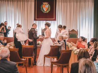 La boda de Sara y Ángel 2