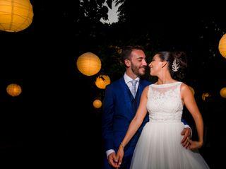 La boda de Nadia y Jorge