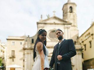 La boda de Angel y Danay 2