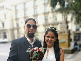 La boda de Angel y Danay 3