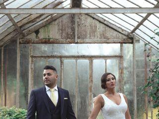 La boda de Fátima y Josiño