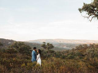 La boda de Medhat y Amanda