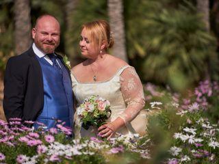 La boda de Sonia y Antonio Javier
