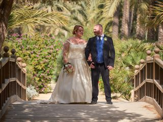 La boda de Sonia y Antonio Javier 2