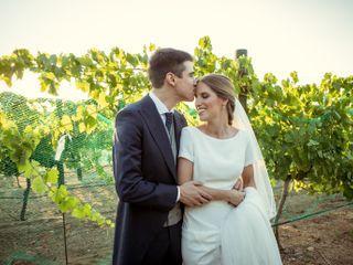 La boda de Eduardo y Cristina