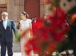 La boda de Valle y Dani 1