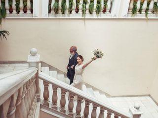 La boda de Valle y Dani 2