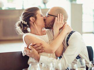 La boda de Valle y Dani