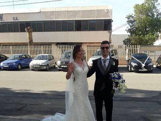 La boda de Nieves y Omar 2