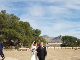 La boda de Nieves y Omar 3
