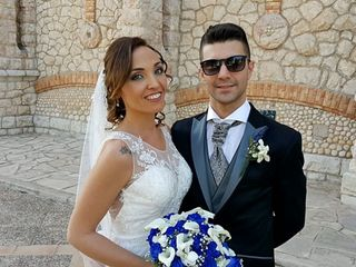 La boda de Nieves y Omar
