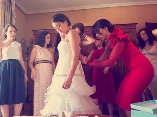 La boda de Viky y Armando 1